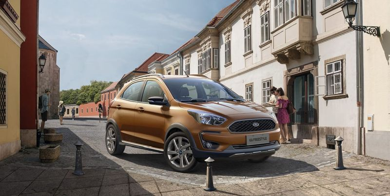 """Ford lança """"Serviço Sem Sair de Casa"""" com retirada e entrega do veículo - Divulgação/ Ford"""