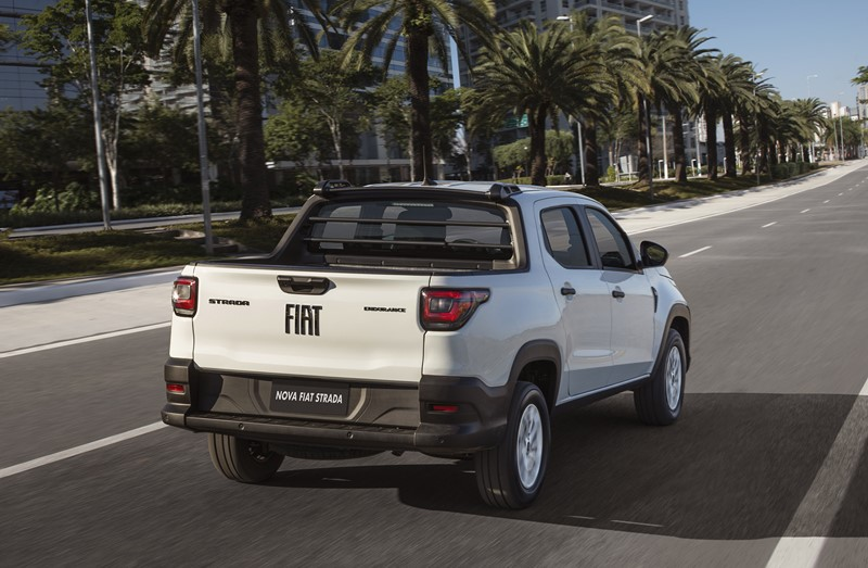 Fiat Strada Endurance - Foto: Divulgação/Fiat /Garagem 360/ND