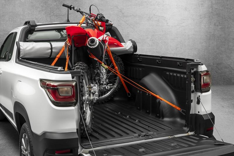 Fiat Strada Freedom - Foto: Divulgação/Fiat /Garagem 360/ND