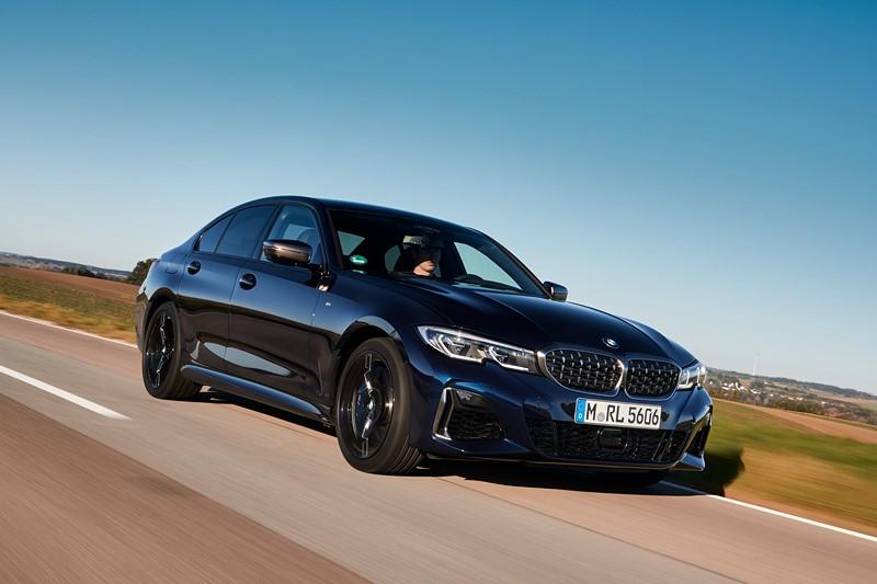 BMW lança nova versão para o Série 3 no Brasil - Foto: Divulgação/BMW/Garagem 360/ND