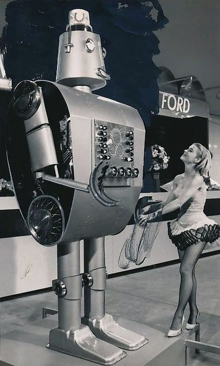 Freddie Ford - Foto: Divulgação/Ford/Garagem 360/ND