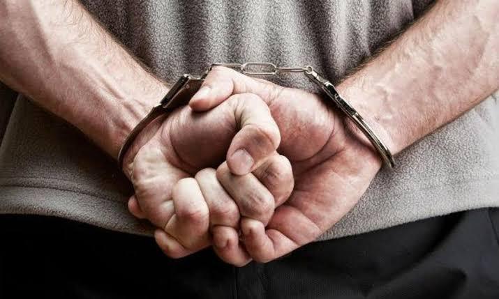 Jovem de 23 anos foi preso por extorsão após fingir o próprio sequestro e cobrar resgate de R$ 4 mil – Foto: Reprodução