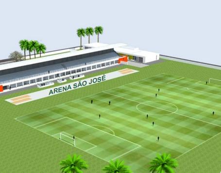 Planejamento é conquistar seu espaço físico para comandar as partidas – Foto: CAC/Divulgação/ND