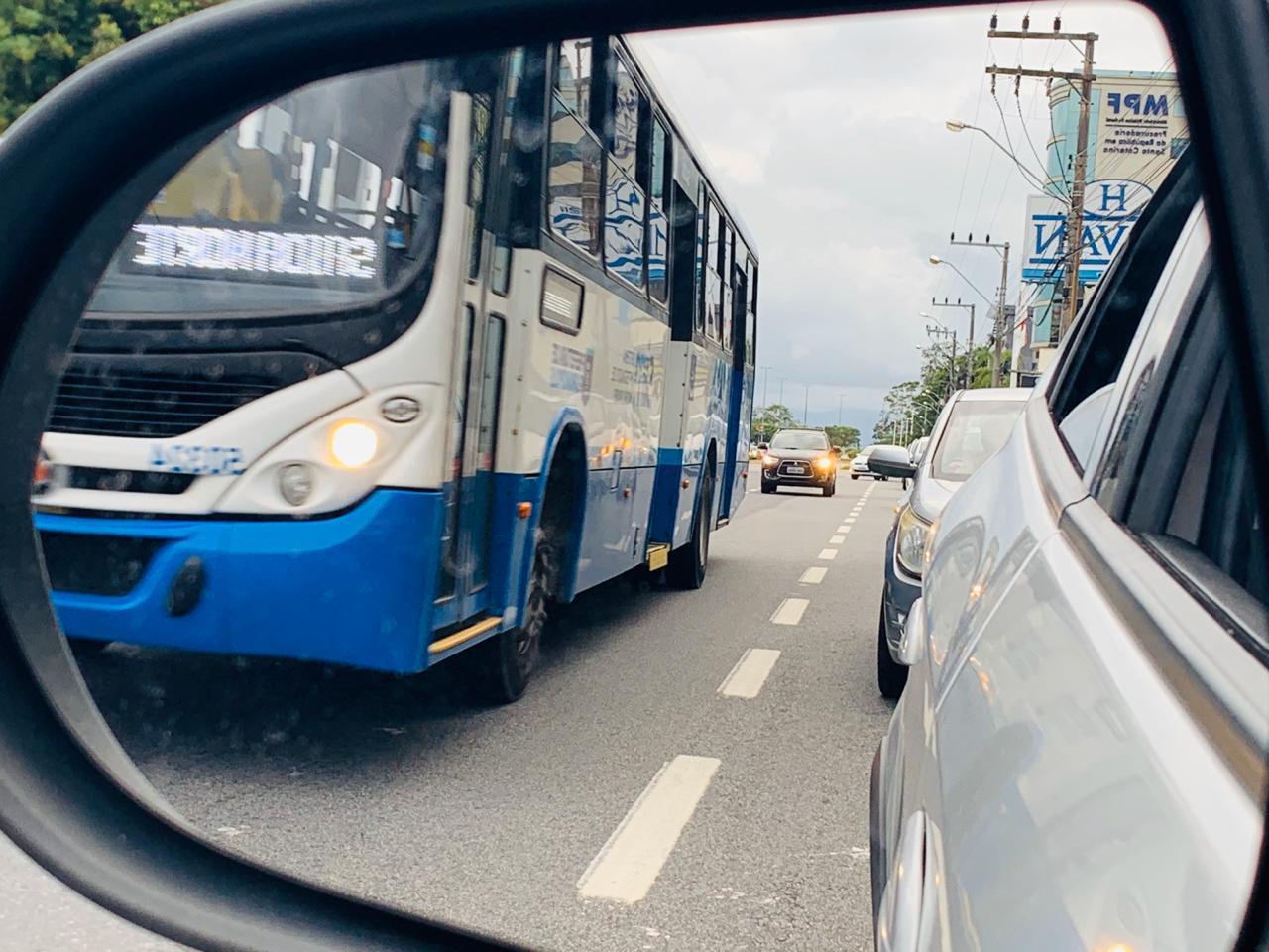 Marcado para a próxima quarta-feira (17), o retorno dos ônibus em Florianópolis ocorrerá com regras diferenciadas - PMF/Divulgação/ND