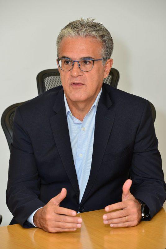 """Presidente da Anfavea, Luiz Carlos de Moraes, prevê """"um número muito ruim"""" no fechamento do segundo trimestre – Foto: Anfavea/ND"""