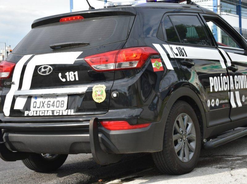 Operação contra furtos em residências – Foto: Polícia Civil/Divulgação/ND