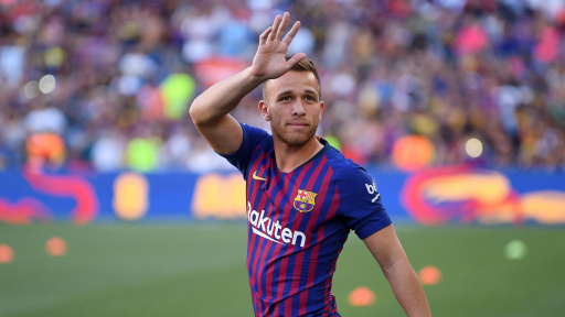 In 2018, defensive midfielder Arthur, from Grêmio, agreed his transfer for 30 million euros to Barcelona (ESP) about R $ 120 million in the quotation of that moment. - Disclosure / ND