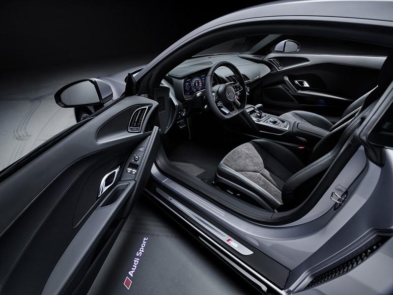 Audi R8 - Foto: Divulgação/Audi /Garagem 360/ND