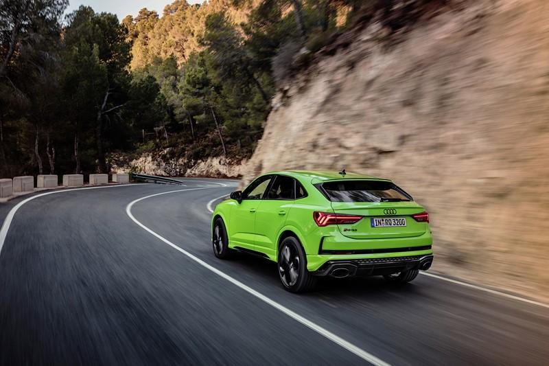Audi RS Q3 Sportback - Foto: Divulgação/Audi/Garagem 360/ND