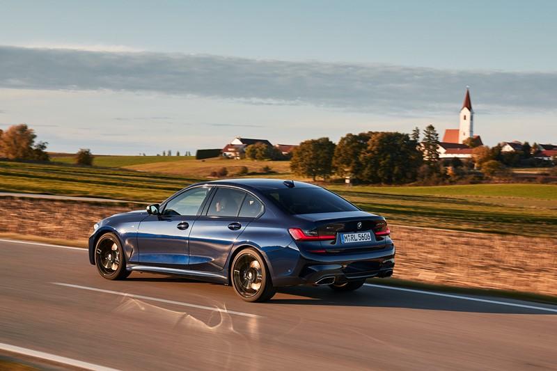 BMW M340i xDrive - Foto: Divulgação/BMW/Garagem 360/ND