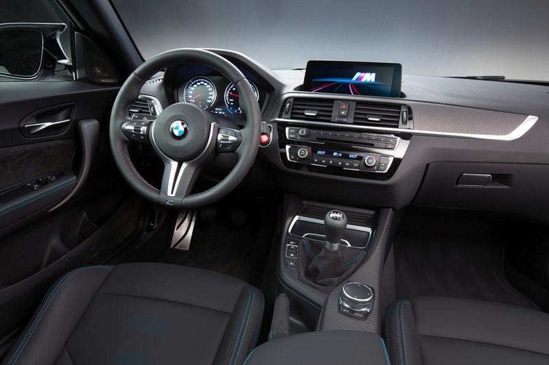 BMW M2 Competition com câmbio manual - Foto: Divulgação/BMW/Garagem 360/ND