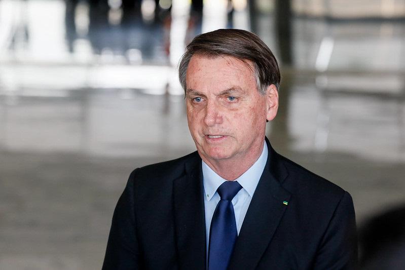 Bolsonaro discute sobre auxílio emergencial e Renda Brasil com ministros nesta sexta-feira – Foto: Isac Nobrega/ND