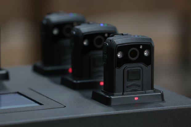 Convênio permitiu a aquisição de 2.425 câmeras para os municípios catarinenses – Foto: Mauricio Vieira / Secom