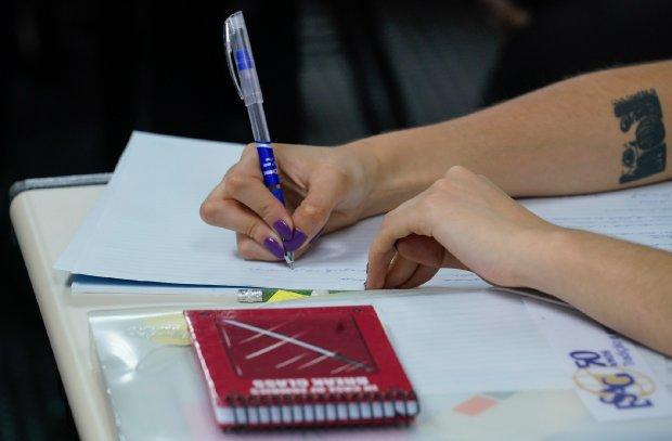 Governo do Estado regulamentou portarias para o retorno do ensino presencial – Foto: Ricardo Wolffenbuttel/Secom