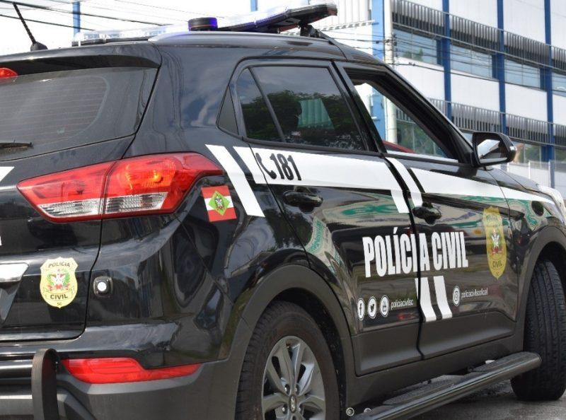 Jovem foi preso na tarde de segunda-feira (8), no bairro Brejaru – Foto: Divulgação/Polícia Civil