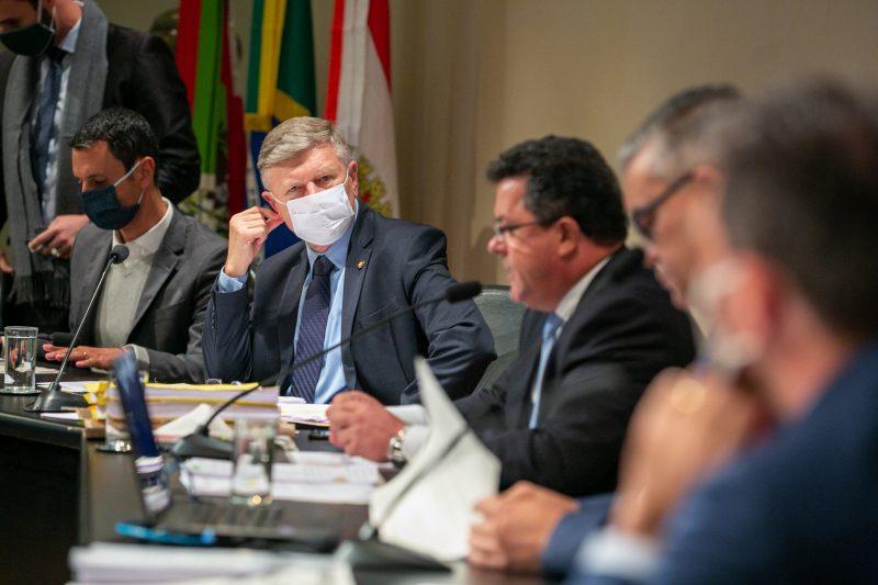 CPI dos Respiradores ouve nesta quinta o atual secretário de Estado da Saúde – Foto: Fábio Queiroz/Agência AL/Divulgação/ND