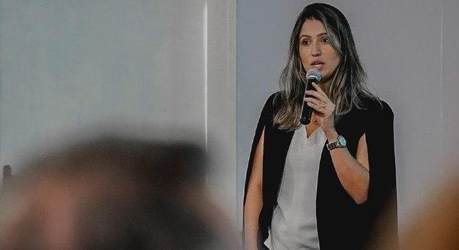 Larissa Peixoto havia sido nomeada presidente do Iphan – Foto: Portal R7/Reprodução/ND