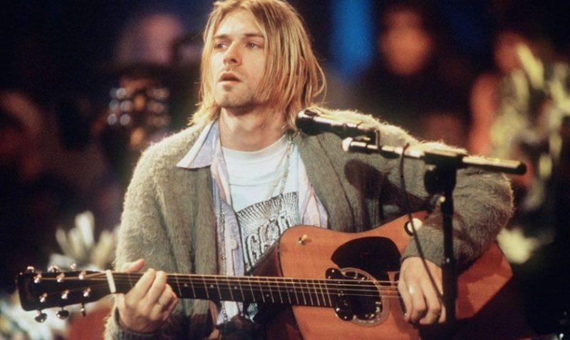 Violão de Kurt Cobain é leiloado por R$ 31 milhões, um recorde | ND