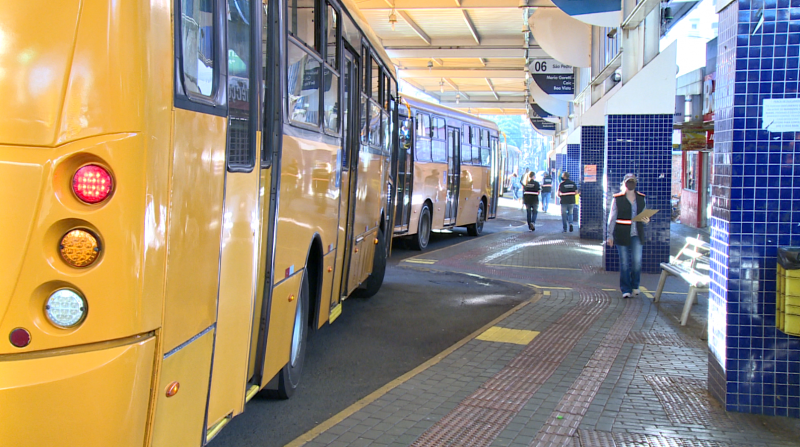 At this first moment, Auto Viação - the company responsible for transportation - projects a circulation of eight to ten thousand passengers per day.  Before the pandemic, that number was 30 to 40 thousand.  - NDTV / Playback