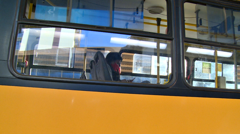 The buses must circulate with open windows for ventilation.  - NDTV / Playback