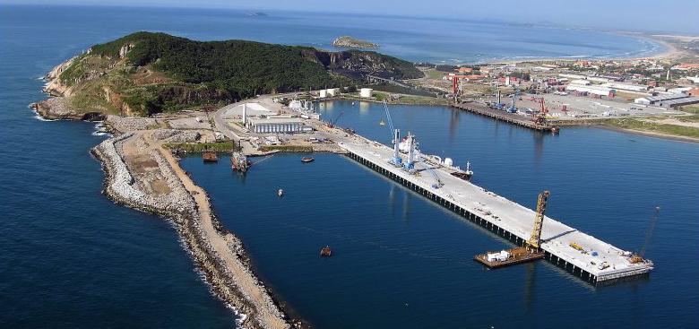 porto de imbituba – Foto: Divulgação/ND