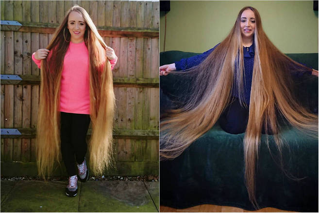 Wherever he goes, Malgorzata Kulczyk, 34, draws attention because of his hair, not because they are just silky and well looked after. In London, where she lives, she became known as