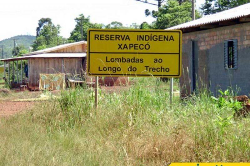 Reserva fica localizada no interior de Ipuaçu – Foto: Reprodução/ND