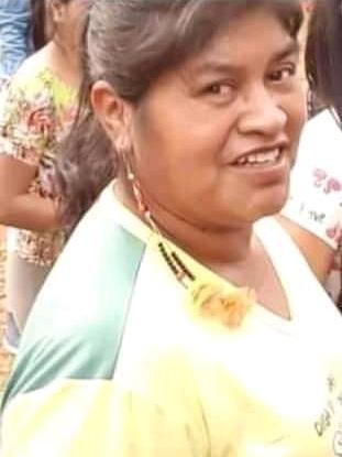 Semira Coito, de 44 anos, foi a segunda indígena catarinense a morrer em decorrência da infecção por Covid-19. Da etnia Kaingang, a agente de saúdemorava na Terra Indígena Xapecó, em Ipuaçu, emorreu na madrugada do dia 12 de junho. Ela sofria de hipertensão arterial e obesidade. Semira deixa marido e duas filhas. - Arquivo Pessoal/ND