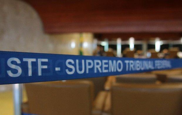 STF sob nova direção – Foto: Dorivan Marinho/ Arquivo / STF