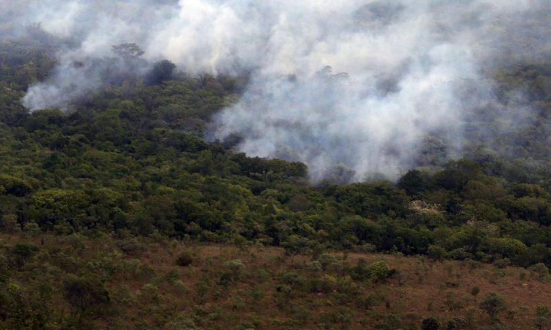 Defesa Civil alerta para queimadas – Foto: Valter Campanato/Agência Brasil/ND