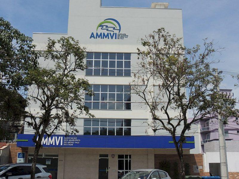 Região da AMMVI comporta 14 municípios do Médio Vale do Itajaí- Foto: AMMVI/Divulgação/ND