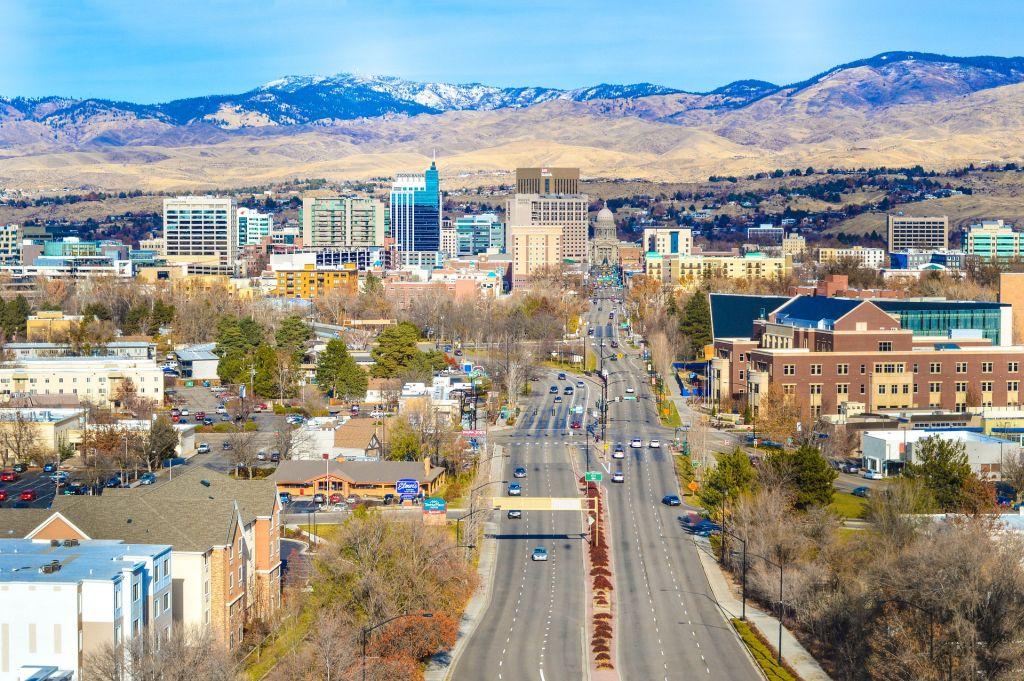 Boise (Idaho) - Pixabay - Pixabay/Rota de Férias/ND