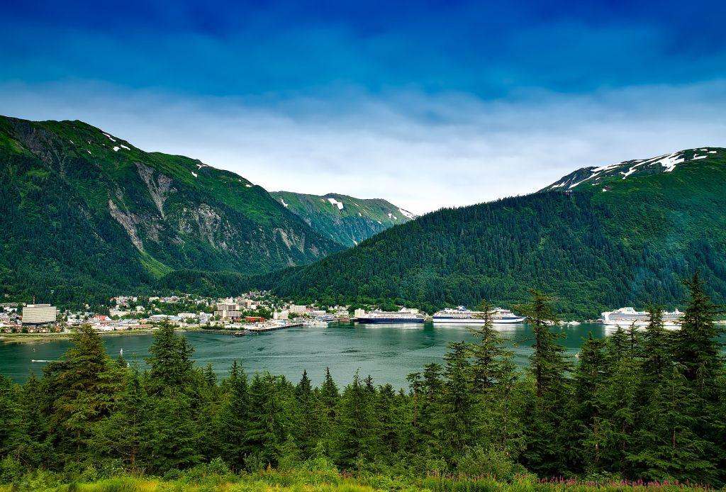 Juneau (Alasca) - Pixabay - Pixabay /Rota de Férias/ND