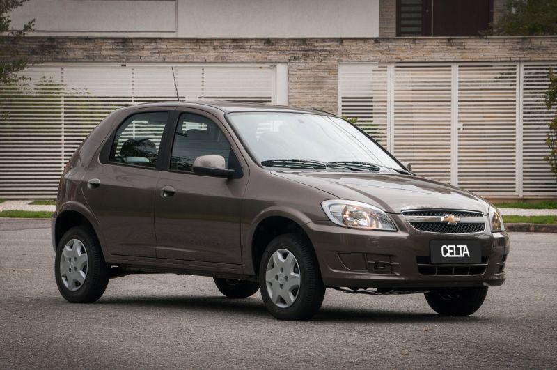 Após acidente fatal, Chevrolet chama Celta e Classic para recall - Foto: Divulgação/Chevrolet