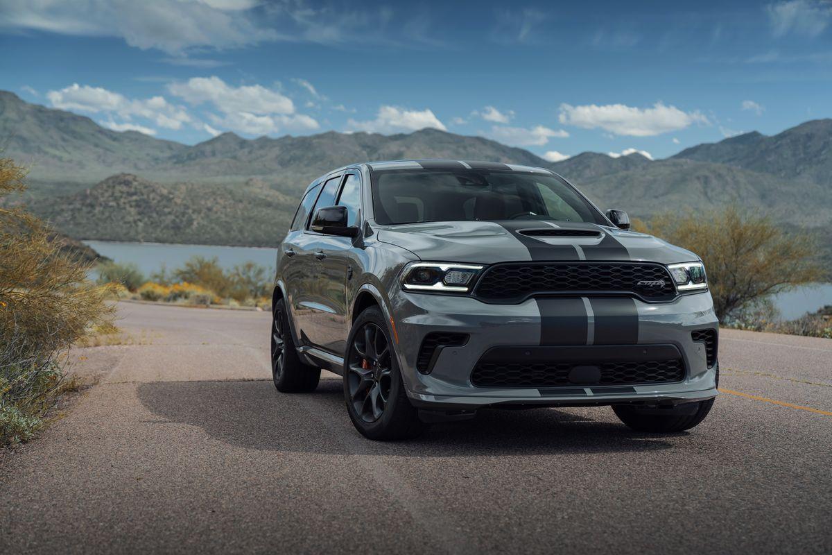 Dodge lança versão apimentada para o Durango - Divulgação/Dodge/Garagem 360/ND
