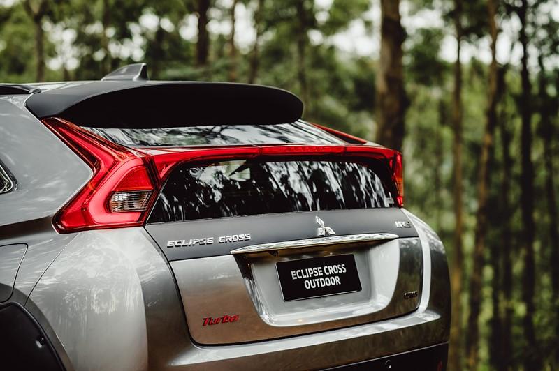 Mitsubishi Eclipse Cross ganha série especial Outdoor - Foto: Divulgação/Mitsubishi/Garagem 360/ND