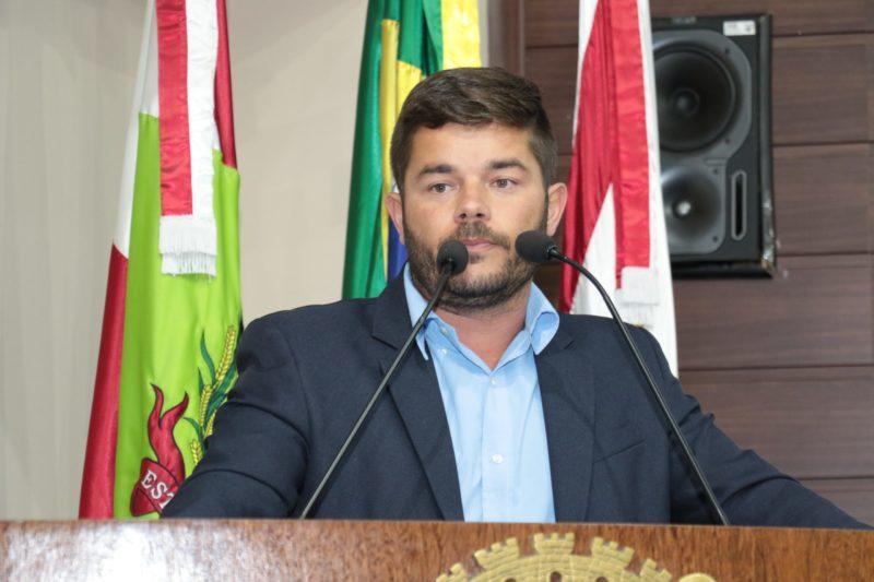 Ed Pereira, vereador em Florianópolis – Foto: Divulgação/ND