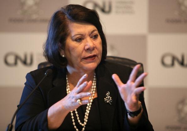 Eliana Calmon, ex-ministra do STJ – Foto: Divulgação/ND