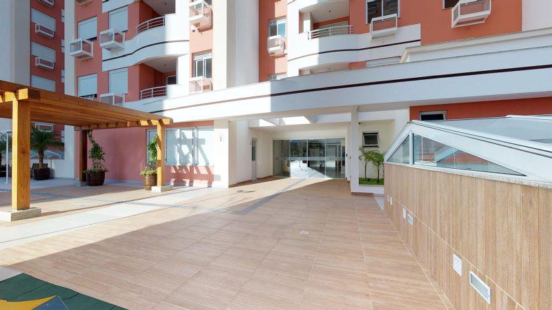 Residencial Santos Dumont fica em área altamente valorizada em São José - Foto: AM Construções/Divulgação/ND
