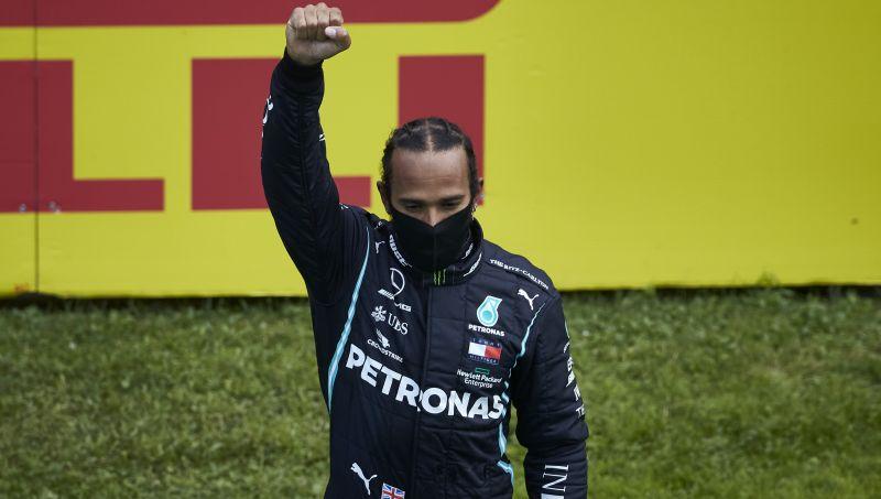 Opinião: GP da Estíria tem vitória de Hamilton, desastre da Ferrari e novo bom desempenho da McLaren - Divulgação/Mercedes-AMG