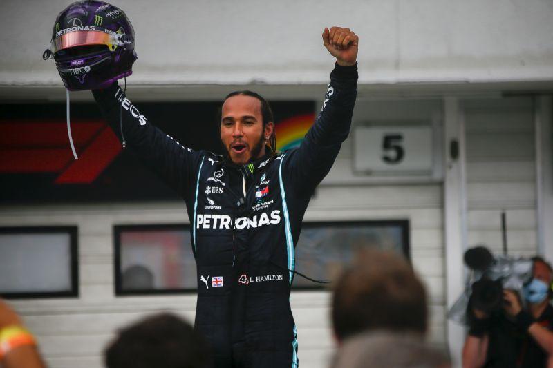 Opinião: Hamilton domina o GP da Hungria e assume a liderança do campeonato - Divulgação/Mercedes-AMG