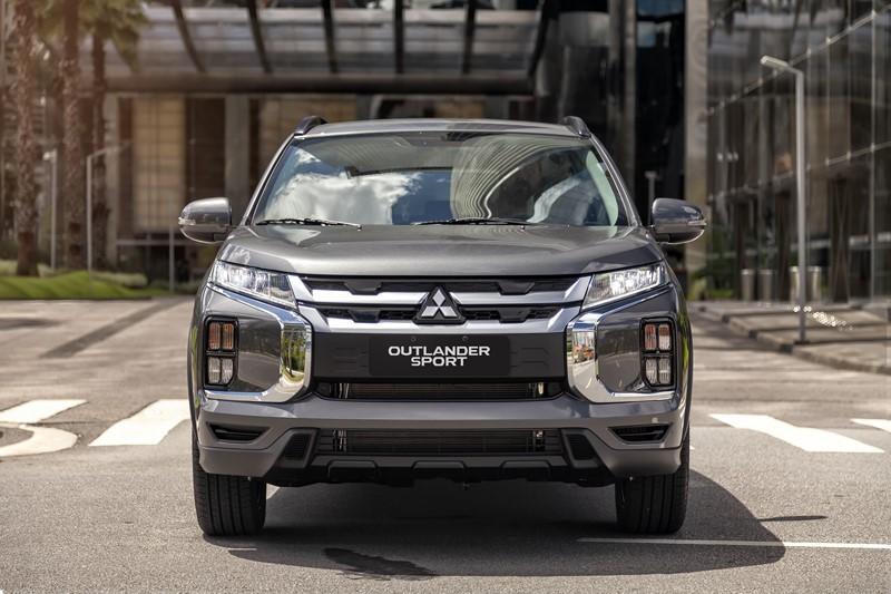 Mitsubishi redesenha o ASX, que passa a se chamar Outlander Sport - Foto: Divulgação/Mitsubishi/Leo Sposito/Garagem 360/ND