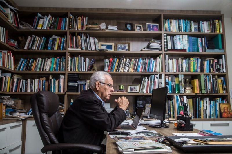 Moacir Pereira é o novo contratado do Grupo ND – Foto: Anderson Coelho/ND