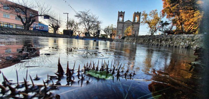 A previsão do tempo indica recorde de temperaturas negativas. – Foto: Mycchel Legnaghi/Divulgação/ND
