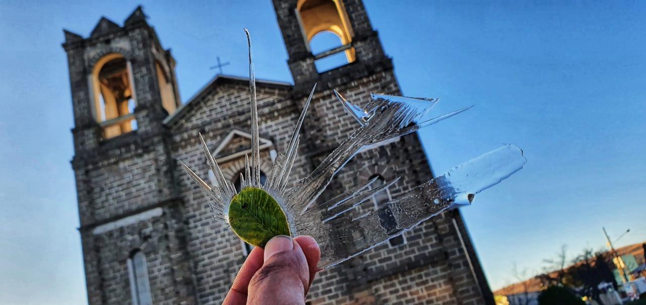 São Joaquim é considerada uma das cidades mais frias de Santa Catarina. - Mycchel Legnaghi/Divulgação/ND