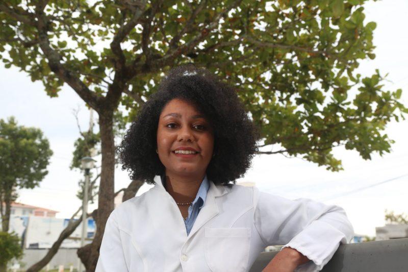 Pesquisadora de Florianópolis ganha bolsa de estudos internacional – Foto: Anderson Coelho/ND