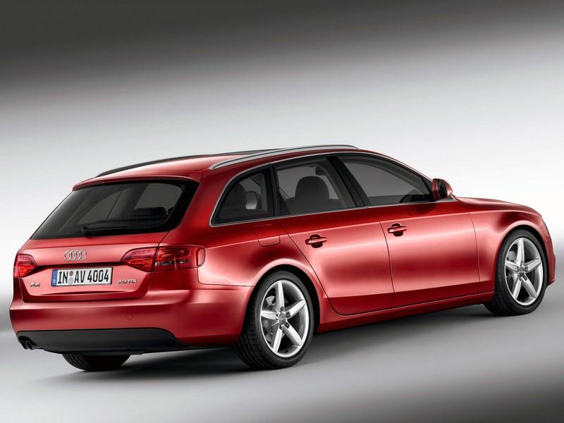 Audi A4 Avant 2.0 TFSI 2009/2010 - R$ 52.800 - Foto: Divulgação/Audi/Garagem 360/ND