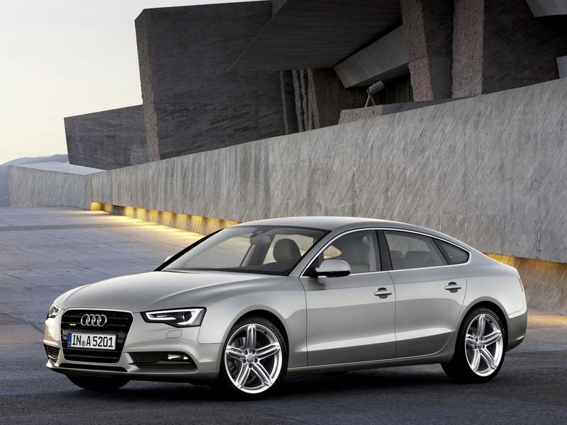 Audi A5 Sportback Ambiente 2013 - R$ 77.900 - Foto: Divulgação/Audi/Garagem 360/ND