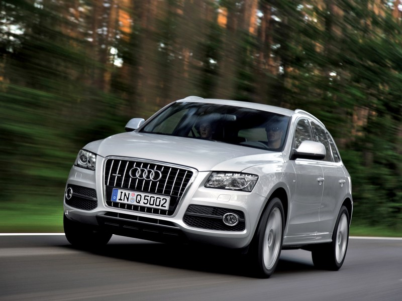 Audi Q5 2.0 Attraction 2.0 TFSI 2011/2012 - R$ 83 mil - Foto: Divulgação/Audi/Garagem 360/ND