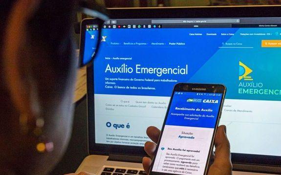 Mais de 230 servidores receberam auxílio emergencial em Blumenau – Foto: Anderson Lira/FramePhoto/Estadão Conteúdo